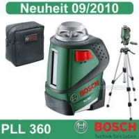 Bosch PLL 360 Lazerli distomat set